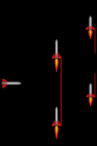 Bell's spaceship paradox